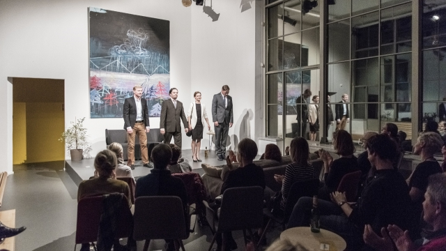 Opero events Prague coworking theatre divadlo Bull