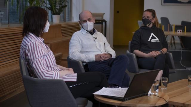 Operitiv 40: Sara Polak a Ondřej Šteffl