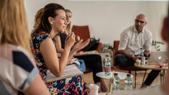 workshop, event, business hub, coworking, opero, praha, kreativita, inspirace