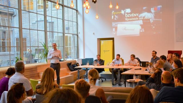 event, Opero, Praha, ČEA, česká eventová asociace, ceny, coworking