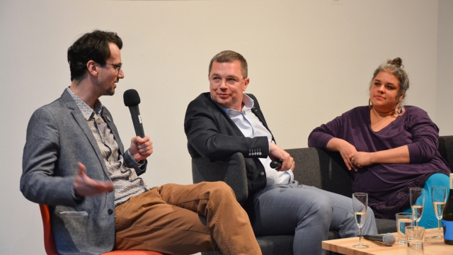 talkshow, Operitiv, Ridina Ahmedová, Jan Školník, Opero