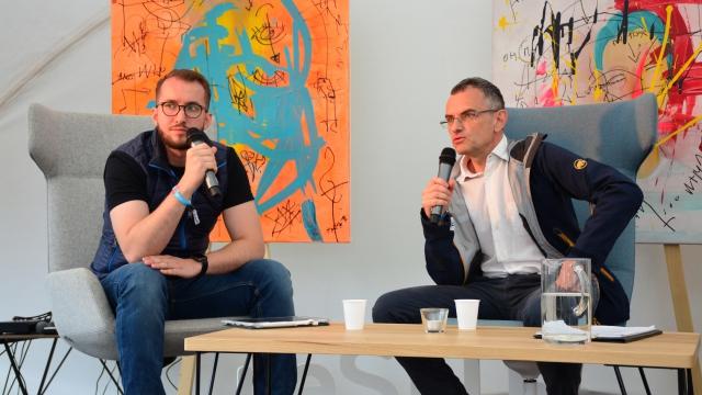 Patrik Juránek a Tomáš Jungwirth