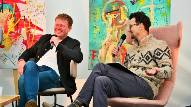 Martin Voňka a Ondřej Cihlář