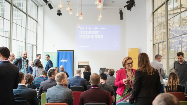 finspiration, konference, Opero, business hub, coworking, Praha, event