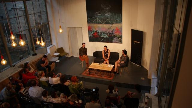 Opero events operitiv prague coworking talkshow