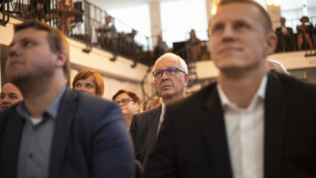 EDuin, Opero, coworking, event, Praha, vzdělání, business, Jiří Drahoš