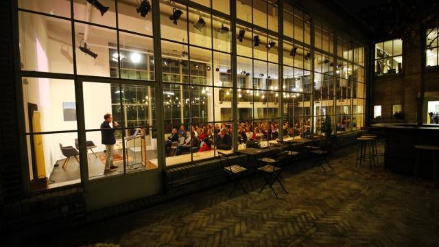 Marketing Monday, Opero, event, business hub, Praha, copywriting, atrium