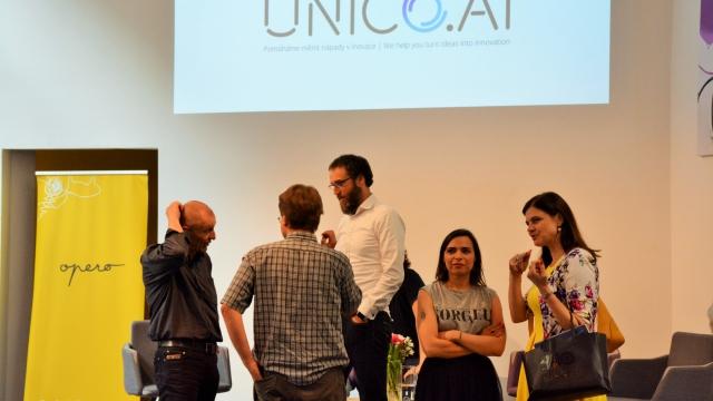 Event, Unico, narozeniny, business hub, praha,