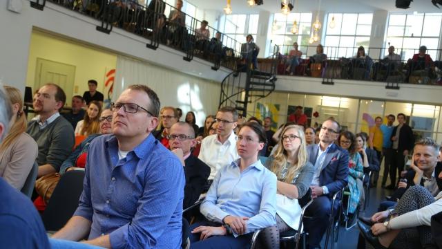 společnost 4.0, event, business hub, inovace, opero, aspen institut