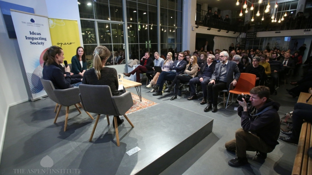 Beyond human, debata, AI, robotizace, Opero, Praha