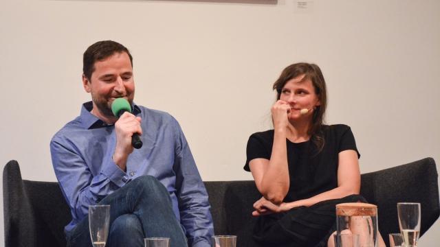 Operitiv, talkshow, opero, Praha, event, coworking, Robert Záruba, Kateřina Vídenová