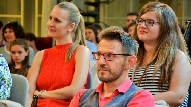 talkshow, operitiv, opero, Jan Čižinský, Eva Samková