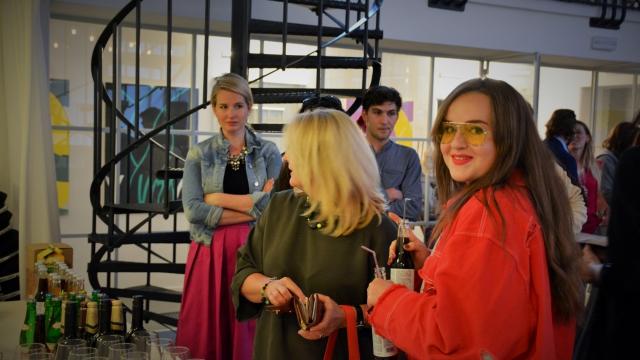 talkshow business hub coworking Opertiv Opero praha KAMU Wichterle