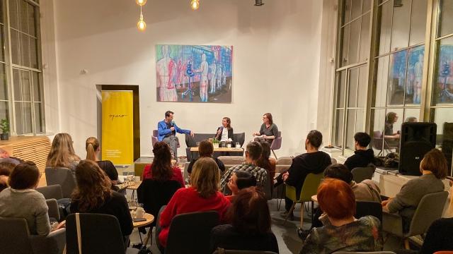 operitiv, opero, talkshow, praha, event, coworking, Tereza Dočkalová