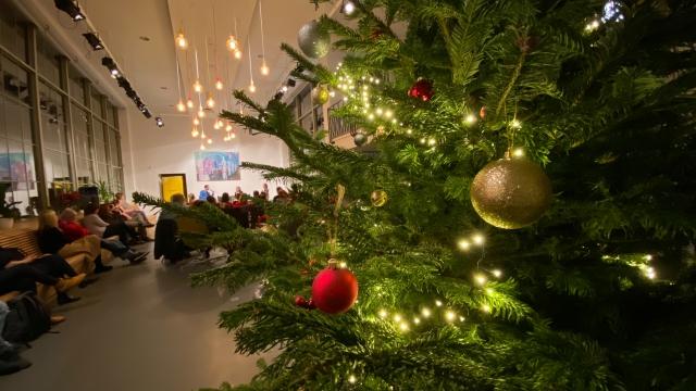 Operitiv, vánoční, speciál, event, praha, coworking,