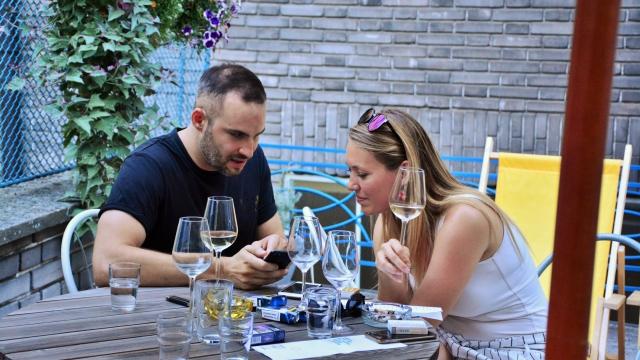 Coworking Opero Wine Pop-Up Na břehu Rhôny