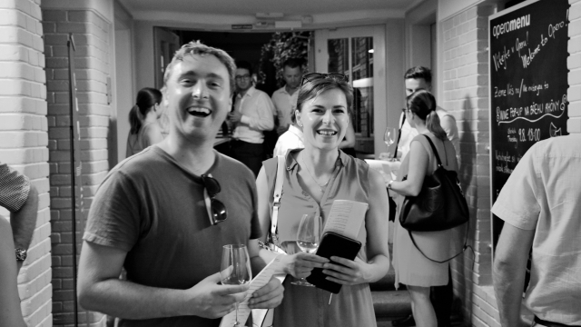 Coworking Opero Wine Pop-Up Na břehu Rhôny