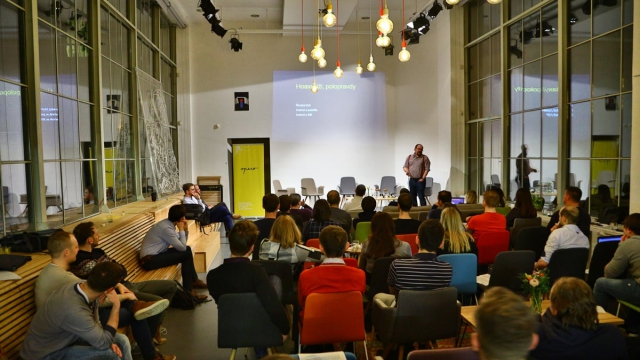Opero praha event marketing monday business club coworking