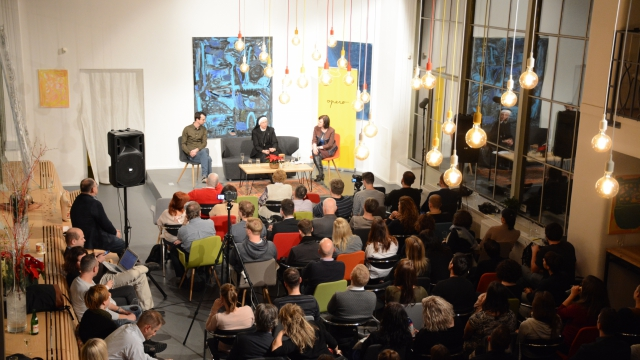Opero Operitiv Events Prague business club talkshow coworking Praha