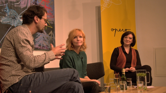 Opero Prague coworking operitiv talkshow