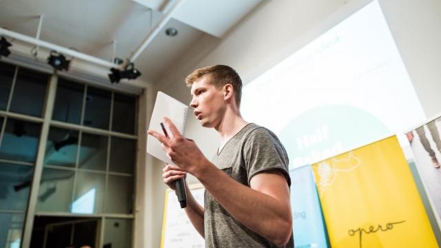 Opero Prague coworking startup weekend education