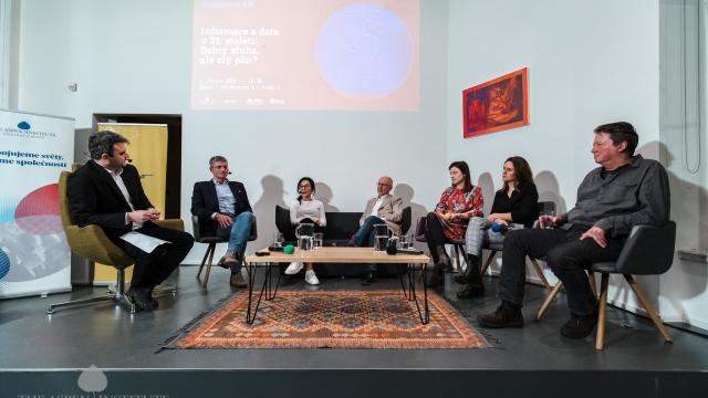 Společnost 4.0, event, Opero, Aspen Institut, IT, vzdělání, informace a data, Praha, business hub, coworking