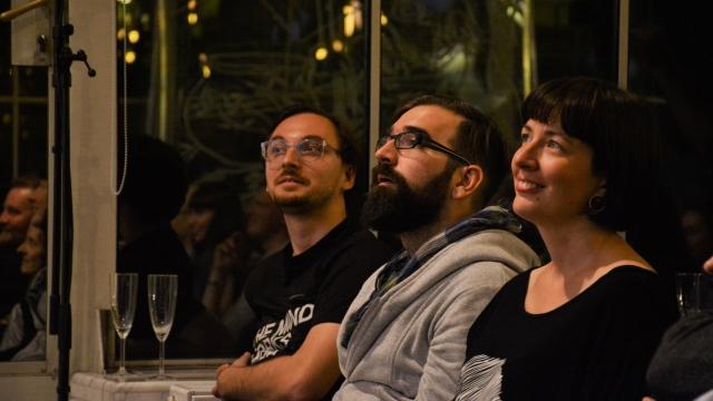 Opero Prague coworking Žárovky talkshow