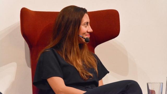 Pavlína Zychová, zakladatelka MyStay, Žárovky v byznys klubu Opero