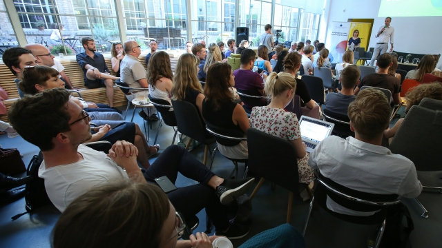 společnost 4.0., Opero, příroda, ekologie, klima, diskuze, debata, event, Praha, networking,