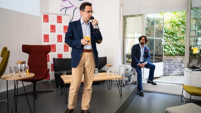 Event, conference, Praha, business club, technology,