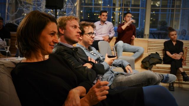 Coworking Opero Talk Show Operitiv