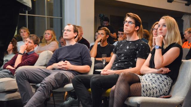 Žárovky, event, akce, Opero, Praha, věda, talkshow, vzdělání, coworking,